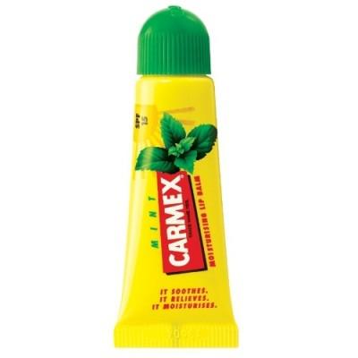 Бальзам для губ Carmex ® с ароматом мяты с SPF15 10г: фото