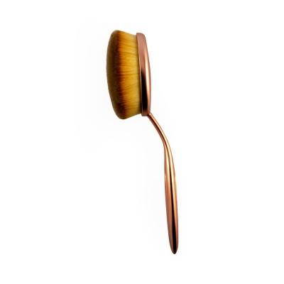Кисть для макияжа лица Makeup Revolution Precision Pro Brush Large Oval Face: фото