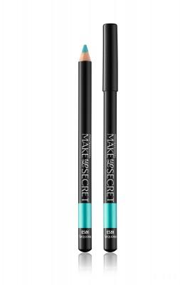 Стойкий карандаш для глаз Waterproof Eye liner MAKE-UP-SECRET ES81: фото
