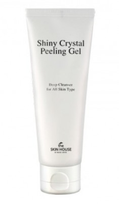 Пилинг-гель THE SKIN HOUSE Shiny crystal peeling gel 120мл: фото