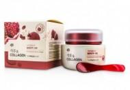 Крем для век THE FACE SHOP Pomegranate and collagen volume lifting eye cream 50 мл: фото