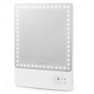 Визажное светодиодное зеркало GLAMCOR Riki Skinny: фото