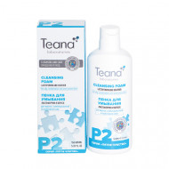 Пенка для умывания с лактоферрином TEANA 150мл: фото