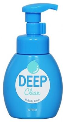 Пенка для умывания A'PIEU Deep Clean Foam Bubble Foam 200мл: фото