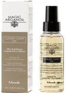 Масло-люкс для тонких и непослушных волос NOOK Магия Арганы Luxury Light Oil 6*100мл: фото
