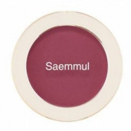 Румяна THE SAEM Saemmul Single Blusher PP02 Wild Plum 5гр: фото