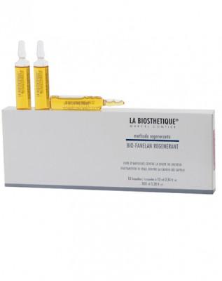 Сыворотка против выпадения волос по андрогенному типу La Biosthetique Biofanelan Regenerant Premium 10шт: фото