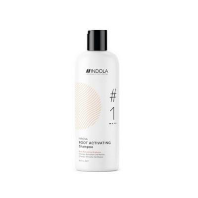 Шампунь для роста волос Indola Specialists Root Activating Shampoo 300 мл: фото