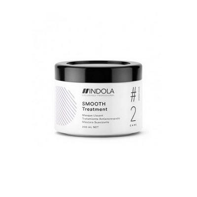 Маска разглаживающая Indola Smooth Treatment Masque Lissant200 мл: фото