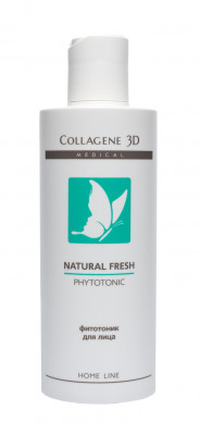 Фитотоник Collagene 3D NATURAL FRESH 250 мл: фото