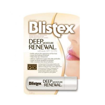 Бальзам для губ Blistex Deep Renewal 3,7г: фото