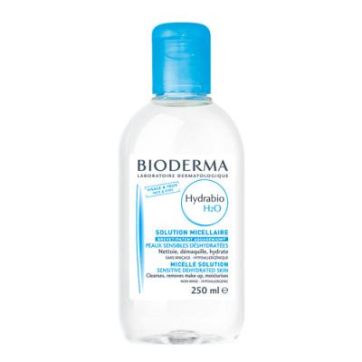 Мицеллярная вода Bioderma Hydrabio Н2О 250 мл: фото