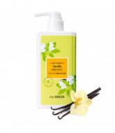 Гель для душа ванильный TOUCH ON BODY Vanilla Body Wash 300мл: фото