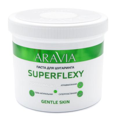 Паста для шугаринга ARAVIA Professional SUPERFLEXY Gentle Skin 750г: фото