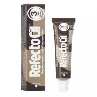 Краска для ресниц REFECTOCIL №3 коричневая: фото