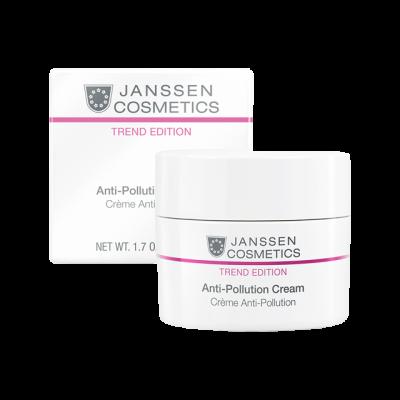 Крем дневной защитный Janssen Cosmetics Anti-Pollution Cream 50мл: фото