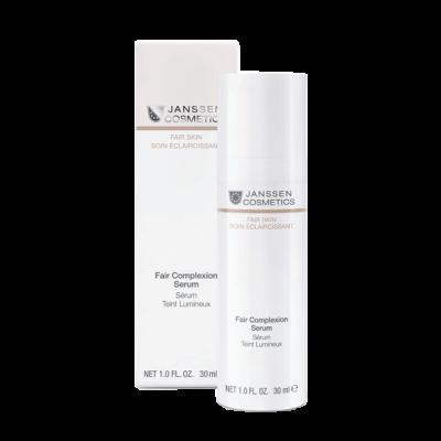 Сыворотка интенсивно осветляющая Janssen Cosmetics Fair Complexion Serum 30мл: фото
