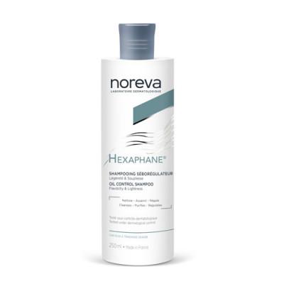 Шампунь себорегулирующий Noreva Hexaphane 250 мл: фото