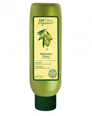 Маска для волос CHI OLIVE ORGANICS 177 мл: фото