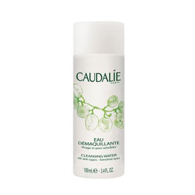 Мицеллярная вода для снятия макияжа Caudalie Demaquillante 100 мл: фото