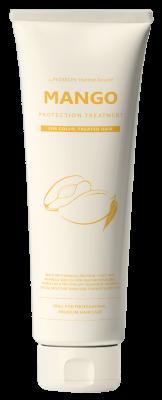 Маска для волос МАНГО EVAS Pedison Institut-Beaute Mango Rich LPP Treatment 100мл: фото