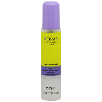 Сыворотка восстанавливающая Dikson KEIRAS SERUM FOR DRY AND DAMAGED HAIR 100мл: фото