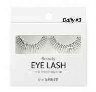 Накладные ресницы THE SAEM Beauty Eye Lash Daily 03: фото