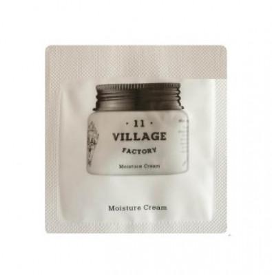 Крем с экстрактом корня когтя дьявола VILLAGE 11 FACTORY Moisture Cream MINI 15г: фото