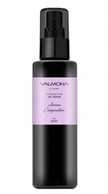 Сыворотка для волос АРОМА EVAS VALMONA ULTIMATE HAIR OIL SERUM AROMA COMPOSITION 100мл: фото
