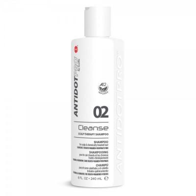 Шампунь успокаивающий AntidotPro Cleanse 02 240мл: фото