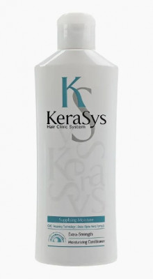 Кондиционер увлажняющий для сухих и ломких волос KeraSys 180 мл: фото