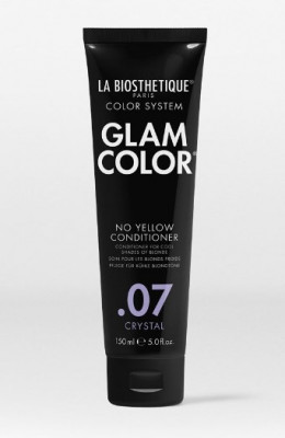 Кондиционер против желтизны Glam Color No Yellow Conditioner .07 Crystal 150 мл: фото