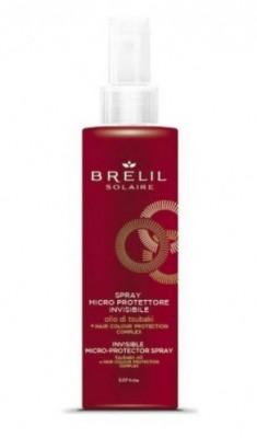 Невидимый защитный спрей для волос BRELIL SOLAIRE SPRAY MICROPROTETTORE INVISIBLE 150мл: фото