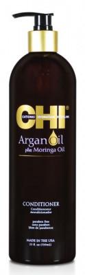 Кондиционер с Маслом Арганы и Маслом Моринга CHI Argan Oil Plus Moringa Oil Conditioner 739 мл: фото