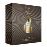 Набор OLLIN PERFECT HAIR TRES OIL: шампунь 400 мл + бальзам 400 мл +масло 50 мл: фото