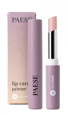 Праймер для губ PAESE CARE LIP PRIMER NANOREVIT 40 Light Pink: фото