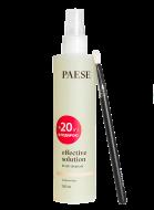Жидкость для очищения кистей PAESE effective solution brush cleanser 200мл: фото