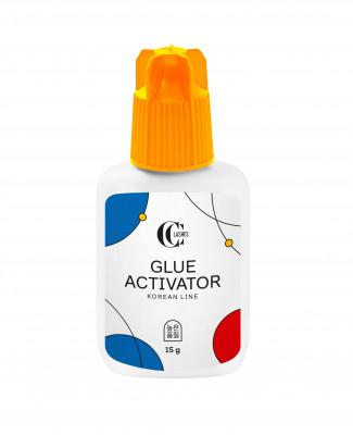 Активатор клея для ресниц CC Lashes Glue activator Korean line 15 г: фото