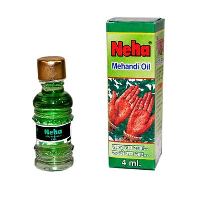 Масло для мехенди Neha 4 мл: фото