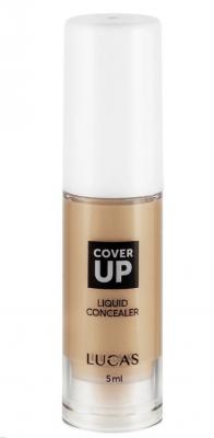 Консилер для лица Lucas' Cosmetics Cover up liquid concealer тон 02, 5мл: фото