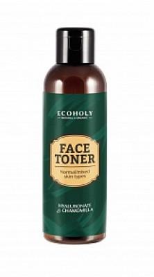 Тоник для нормального и комбинированного типа кожи лица Lucas' Cosmetics ECOHOLY 150 мл: фото