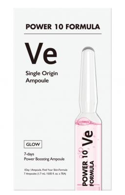 Набор питательных лифтинг-сывороток для лица It's Skin Power10 Formula VE Single Origin Ampoule 1,7мл*7шт: фото